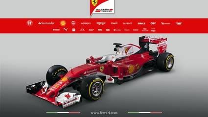 Ferrari SF70-H, el arma para 2017