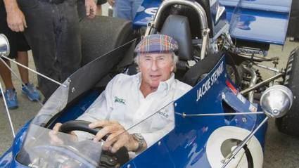 Jackie Stewart: 'Hamilton está por debajo de Fangio o Jim Clark'