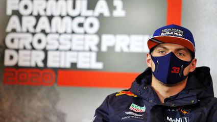 GP de Eifel F1 2020: Verstappen a un suspiro de los Mercedes