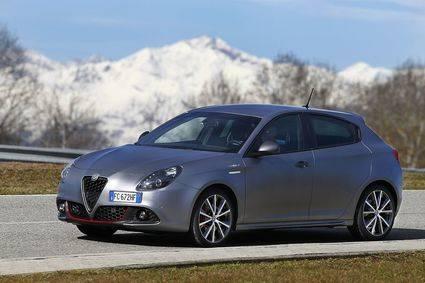 Alfa Romeo Giulietta 2.0 JTD 175CV TCT SUPER: Un compacto con espíritu deportivo