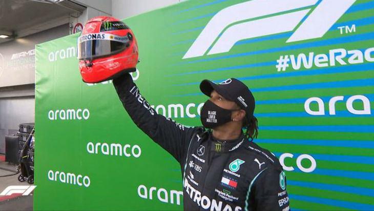 GP de Eifel F1 2020: Hamilton pulverizará todos los récords