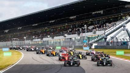 GP de Portugal F1 2021: Horarios