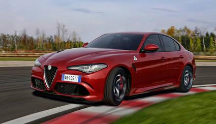 El nuevo Alfa Romeo Giulia QV con cambio de ocho velocidades