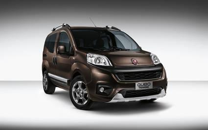 Fiat Qubo, una furgoneta con vocación de turismo