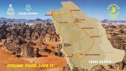 Dakar 2021: Principales protagonistas