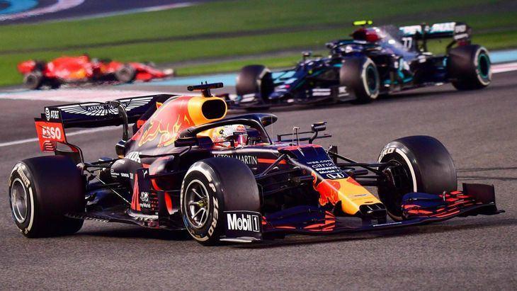 GP de Abu Dhabi F1 2020: Verstappen humilló a Mercedes en el adiós a la temporada