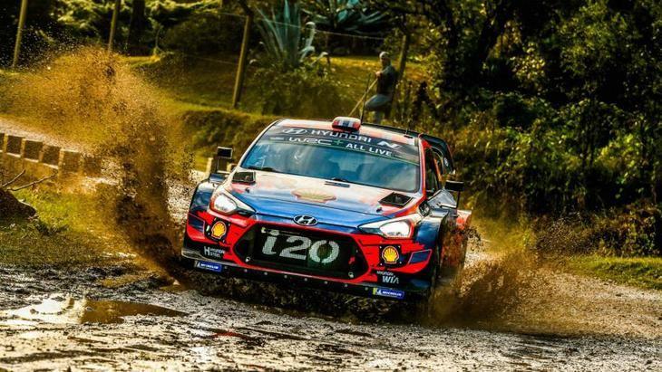 Rallye de Chile nuevo para todos este fin de semana