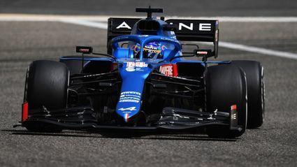 Test Barhein F1: Mercedes mejora y Alonso en gran forma
