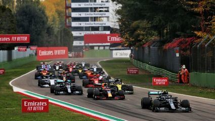 GP de Emilia Romagna F1 2021: Horarios