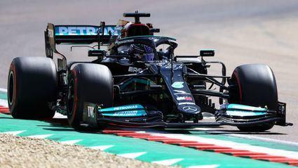 GP de Emilia Romagna F1 2021: Hamilton pole muy peleada
