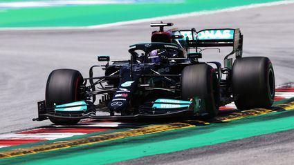 GP de España F1 2021: ¡Hamilton 100 poles!