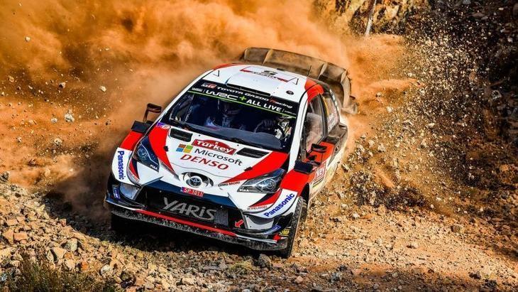 Rallye de Turquía: Meeke primero en el Shakedown