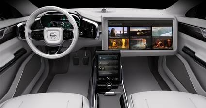 Volvo presenta el Concept 26