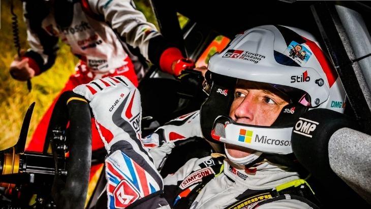 Rallye de Gales 2019: Chris Meeke el más rápido en el Shakedown