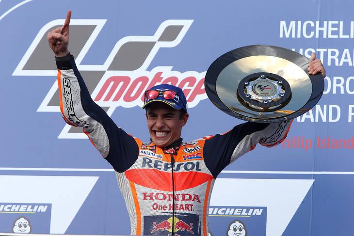 Marc Márquez, casi nuevo Campeón del Mundo