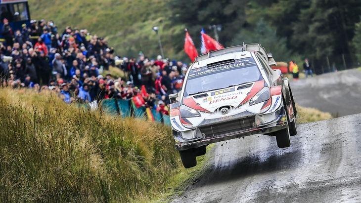 Rallye de Gales 2019: Tanak se mantiene ante Neuville y Ogier