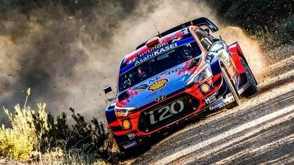 Loeb, en un tramo final estratosférico, se pone líder