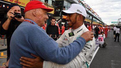 GP de Australia: Hamilton machaca a todos