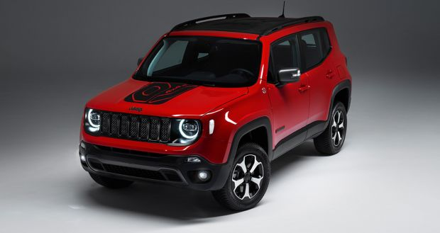 Nuevos Jeep Renegade y Jeep Compass