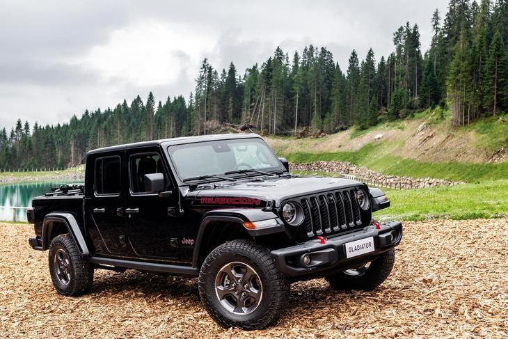 Nuevo Nuevo Jeep Gladiator una pickup moderna y divertida