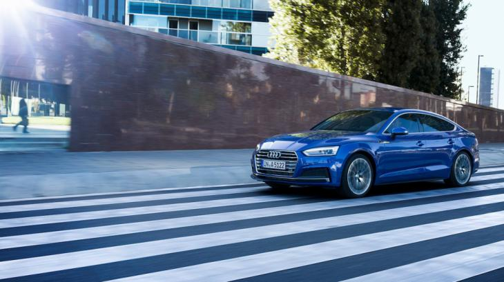 Probamos el Audi A5 de gas natural, 'g-tron'