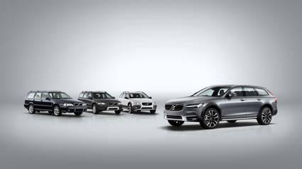 20 años de Volvo con tracción 4X4