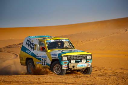 El Nissan Patrol vuelve al Sáhara