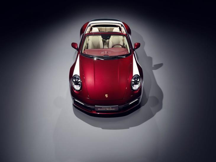 Porsche 911 Targa 4S Heritage Design por 210.053 euros