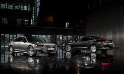 Probamos el nuevo Audi A8, renovación total