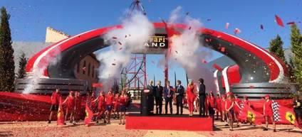 Ferrari Land, en Tarragona, abre sus puertas