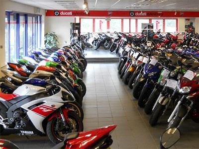 Se venden menos motos