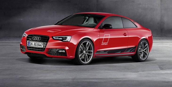 Nueva edición especial del Audi A5