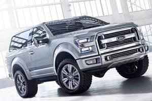 Vuelven el Ranger y el Bronco de Ford