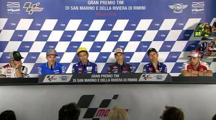 Comienza el Gran Premio de San Marino