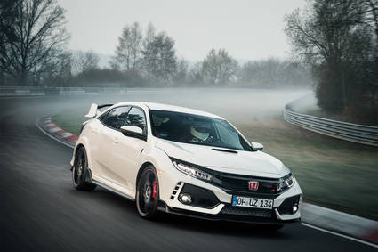 Honda Civic Type R por 38.400 euros