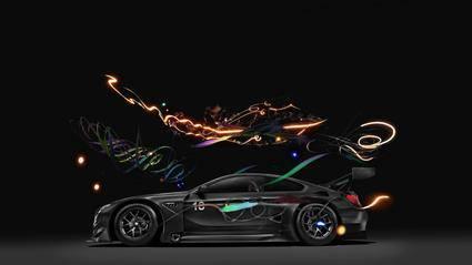 Este BMW M6 GT3 solo se puede ver en realidad virtual