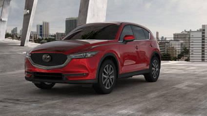 Nuevo Mazda CX-5, desde 26.600 euros