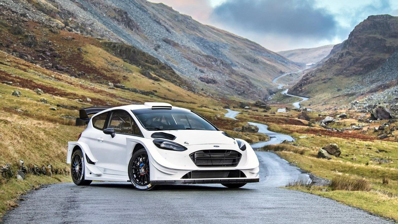 Ford Fiesta WRC para 2017 | Revista de coches,