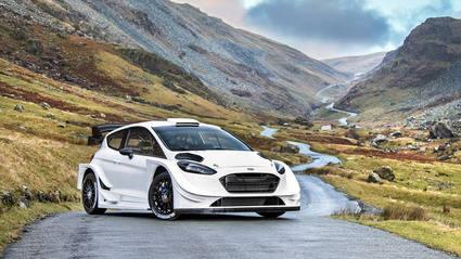 Ford Fiesta WRC para 2017