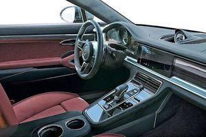 As� es el nuevo interior del Porsche Panamera