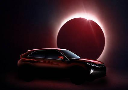El nuevo SUV de Mitsubhisi se llamará Eclipse Cross