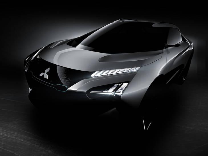 Mitsubishi presentará el e-Evolucion Concept