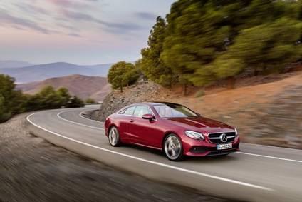 Mercedes Benz Clase E Coupé desde 53.700 Euros