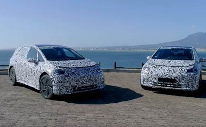 Volkswagen ofrece el primer video de su coche eléctrico