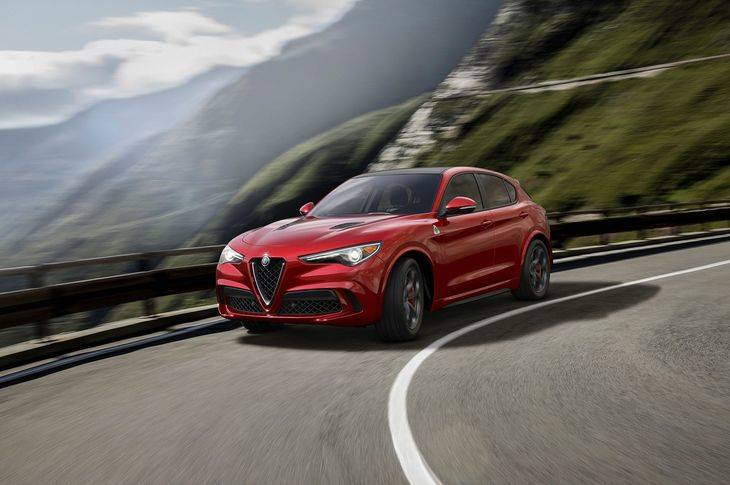 Nuevas motorizaciones para el Alfa Romeo Stelvio