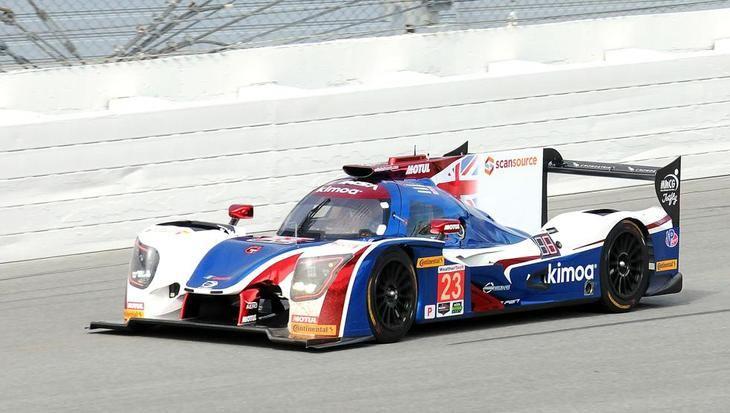 El margen de Alonso en Daytona