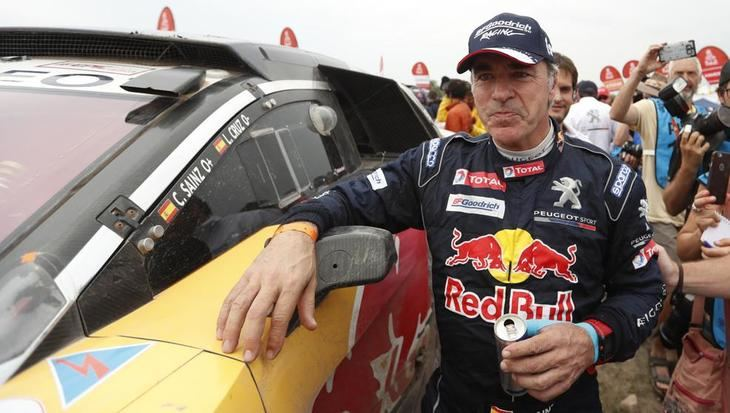 Carlos Sainz ficha por Mini X-Raid para el Dakar