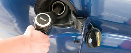 Mantener sin problemas un coche diesel