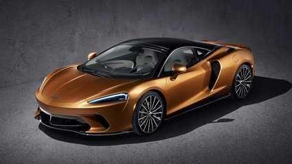 McLaren llama a revisión a sus coches por peligro de incendio