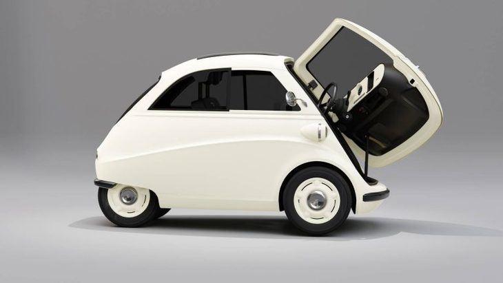 Artega Karo-Isetta por menos de 20.000 euros